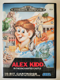 Megadrive Alex Kidd in the Enchanted Castle (CIB)