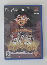 PS2 Animaniacs - The Great Edgar Hunt (CIB)
