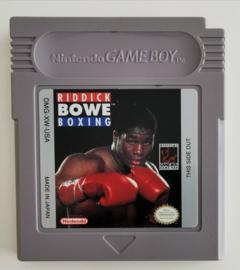 GB Riddick Bowe Boxing (cart only) USA