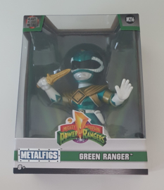Metals Die Cast - Green Ranger M216 10cm (Mighty Morphin Power Rangers) new