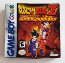 GBC Dragon Ball Z Legendary Super Warriors (CIB) USA