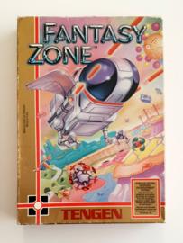 NES Fantasy Zone (box + cart)
