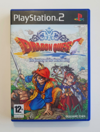 PS2 Dragon Quest The Journey of the Cursed King (CIB)
