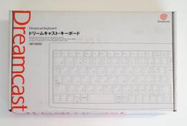 Dreamcast Keyboard HKT-4000 Skeleton Clear (boxed)