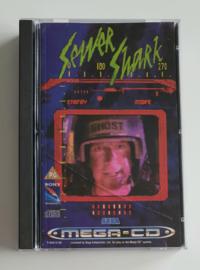 Mega CD Sewer Shark (CIB)