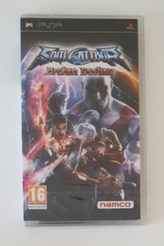 PSP Soul Calibur: Broken Destiny (factory sealed)