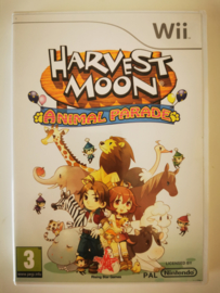 Wii Harvest Moon Animal Parade (CIB) UKV