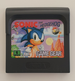 Game Gear Sonic the Hedgehog (cart only)