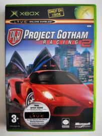 Xbox Project Gotham Racing 2 (CIB)