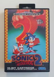Megadrive Sonic the Hedgehog 2 (CIB)