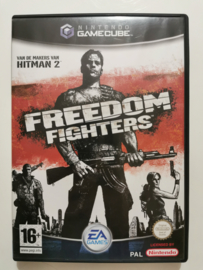 Gamecube Freedom Fighters (CIB) HOL