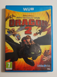 Wii U How To train Your Dragon 2 (CIB) EUR