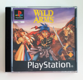 PS1 Wild Arms (CIB)