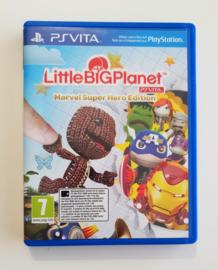 PS Vita LittleBIGPlanet Marvel Super Hero Edition (CIB)