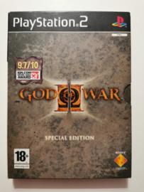 PS2 God of War II Special Edition (CIB)
