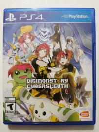 PS4 Digimon Story Cybersleuth (CIB) US version