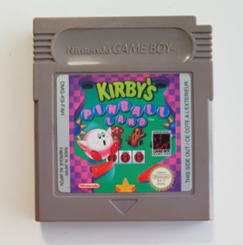 GB Kirby's Pinball Land (cart only) FAH