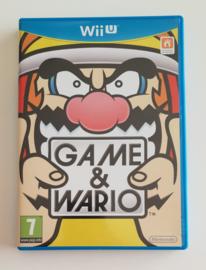 Wii U Game & Wario (CIB) HOL