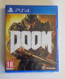 PS4 Doom (factory sealed)
