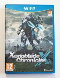 Wii U Xenoblade Chronicles X (CIB) HOL