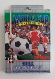 Game Gear Tengen World Cup Soccer (CIB)
