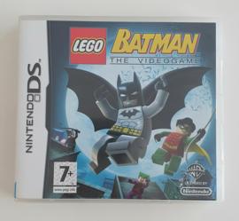 DS LEGO Batman The Videogame (CIB) HOL