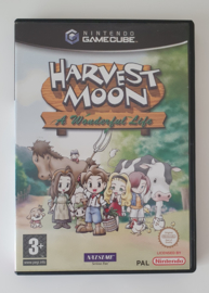 Gamecube Harvest Moon - A Wonderful Life (CIB) EUR