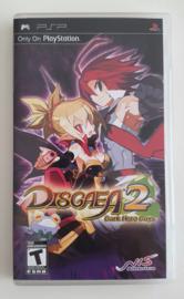 PSP Disgaea 2 - Dark Hero Days (CIB) US Version
