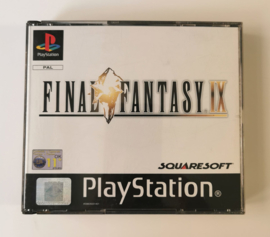 PS1 Final Fantasy IX (CIB)