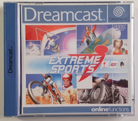 Dreamcast Sega Extreme Sports (CIB)