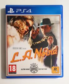 PS4 L.A. Noire (CIB)