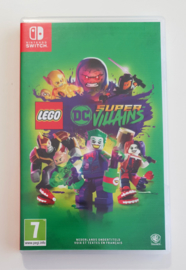 Switch LEGO DC Super Villains (CIB) FAH