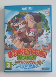 Wii U Donkey Kong Tropical Freeze (CIB) HOL