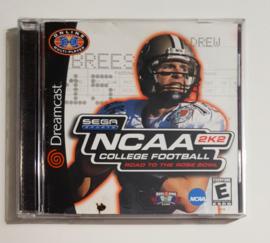 Dreamcast NCAA College Football 2K2 (CIB) US Version