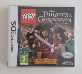 DS LEGO The Pirates of the Caribbean - The Video Game (CIB) FAH