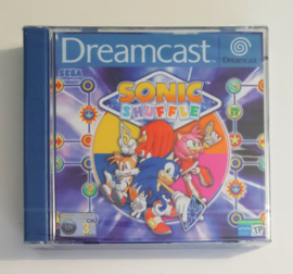 Dreamcast Sonic Shuffle (factory sealed)