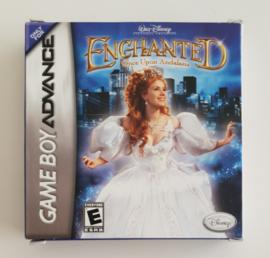 GBA Enchanted: Once Upon Andalasia (CIB) USA