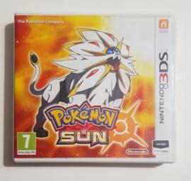 3DS Pokémon Sun (CIB) HOL