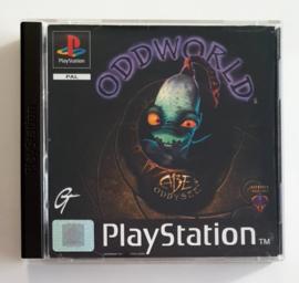 PS1 Oddworld - Abe's Oddysee (CIB)