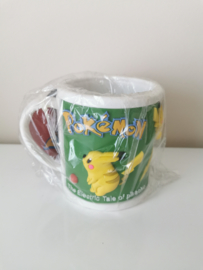 Pokémon - The Electric Tale of Pikachu Mug (1999) new