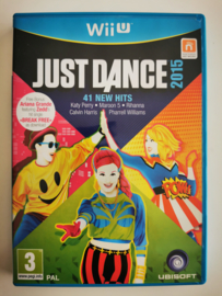 Wii U Just Dance 2015 (CIB) FAH