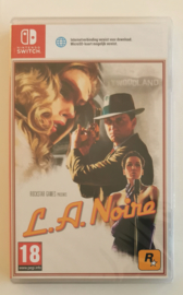 Switch L.A. Noire (factory sealed) HOL