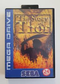 Megadrive The Story of Thor (CIB)