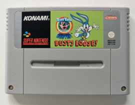 SNES Buster Busts Loose (cart only) FAH