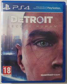PS4 Detroit - Become Human (CIB)
