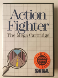 Master System Action Fighter (CIB)
