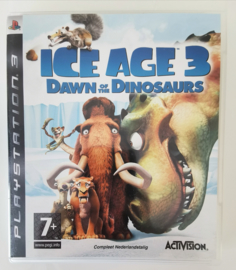 PS3 Ice Age 3 - Dawn of the Dinosaurs (CIB)