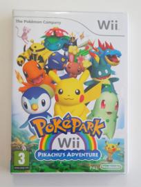Wii PokéPark Wii Pikachu's Adventure (box + disc) HOL
