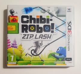 3DS Chibi-Robo! Zip Lash (CIB) HOL