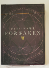 Destiny 2 Forsaken Playing Cards (sealed)